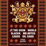 Boxed: Murlo, JT The Goon, Slackk, Mr. Mitch, Logos & Oil Gang