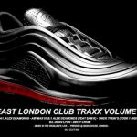 "East London Club Trax Vol 2 12"" White Label"