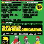 Urban Nerds Carnival Special