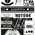 HOT004 – Rushmore 12″ [House of Trax]