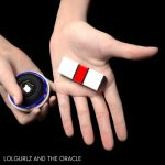 LOLGurlz & The Oracle – Red Pill & Blue Pill E.P
