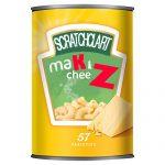 Scratchclart – Mak & Cheez